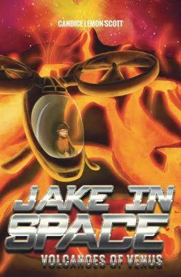 Jake in Space_Volcanoes of Venus