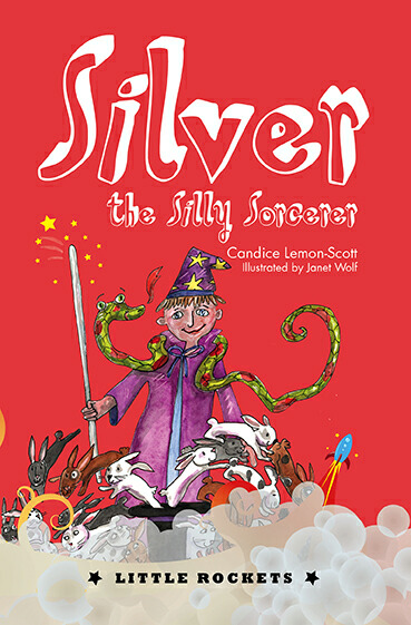 Silver the Silly Sorcerer Book Cover
