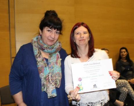 CYA Award