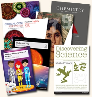 Pearson Education shortlisted series