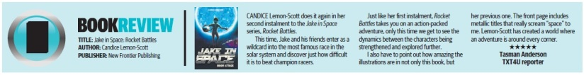 Jake In Space 2 Review - Gold Coast Bulletin