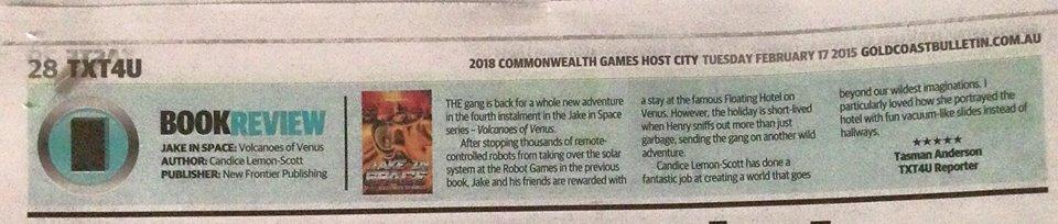 Gold Coast Bulletin Review