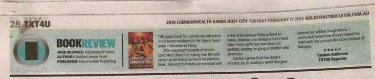 Gold Coast Bulletin Review